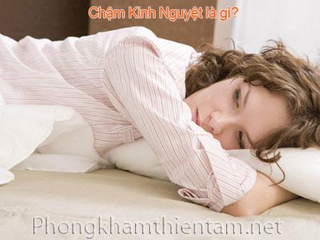 Nguyên nhân chậm kinh nguyệt thường gặp ở nữ giới